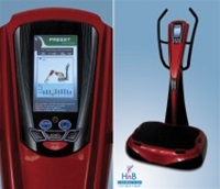 Personal Trainer Vibra Therapy Machine