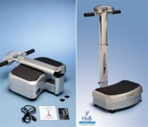 Portable Vibra Therapy Machine